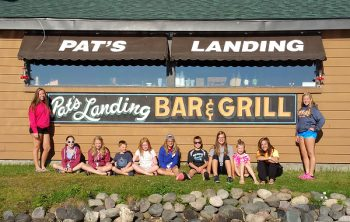 Pats Landing Bar and Grill on the Chippewa Flowage