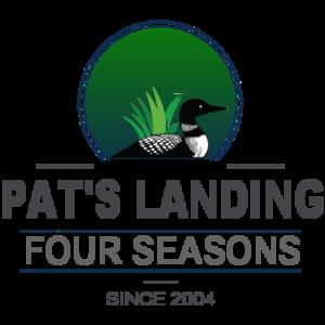 Pats Landing Resort logo