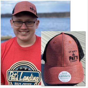 Salmon Hat