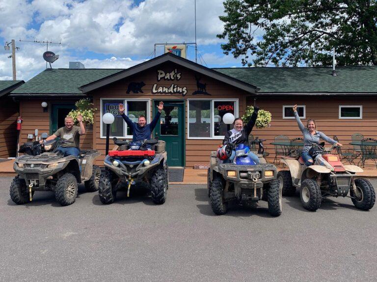 Pats Landing ATVers