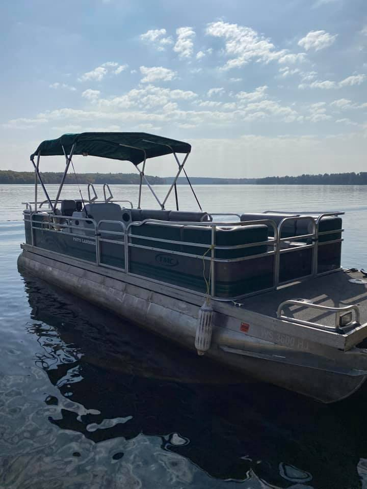 Pontoon Boat image