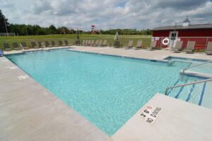 RV Resort Accessble Pool