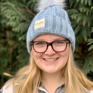 Lined PomPom Hat